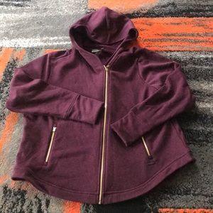 Athleta purple jacket